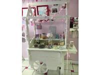 Sweet cart hire & sweet cones