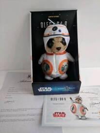 Oleg BB8 Star Wars Meerkat Toy NEW