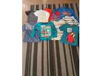 Bundle of 3 to 4 year old clothes