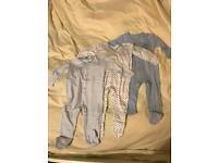 Baby boys 3-6 months bundle