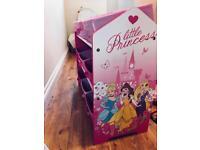 Disney princess toy storage