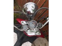 2011 Tamoretti , Retro, 125cc
