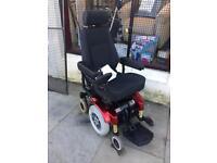 Electric Wheelchair Heavy Duty