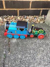 Thomas toy used