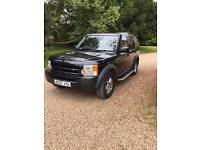 Land Rover discovery 2007 auto tdi 7 seater
