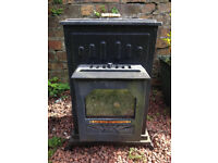 Gas Heater (sold as seen)