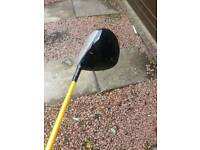 Taylor made burner 8 degree driver