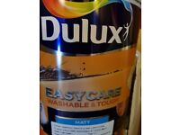 £305 worth unopened paint for sale, 36 litres