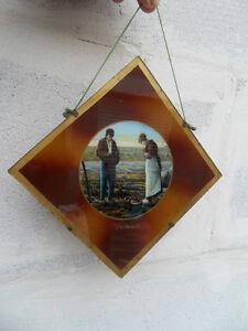 Ancien cadre fix sous verre angelus art deco ebay - Fixe sous verre ancien ...