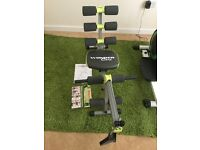 Wonder Core 2 rowing/fitness machine