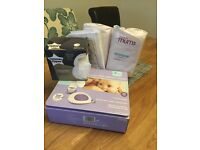 Breast pump/maternity Bundle