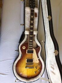 Gibson Les Paul Traditional 1960 Tea Burst guitar