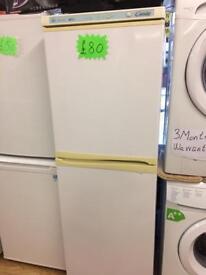 Frost free candy medium size fridge freezer only 80£ !