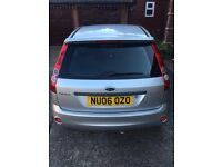 Silver Ford Fiesta Zetec- 1.2, 2006 plate, Great First Car