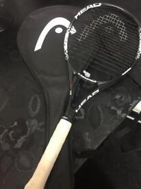 Head tennis bat