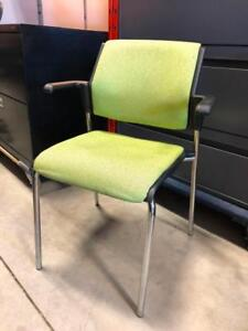 Global Sonic Guest Chairs - $49
