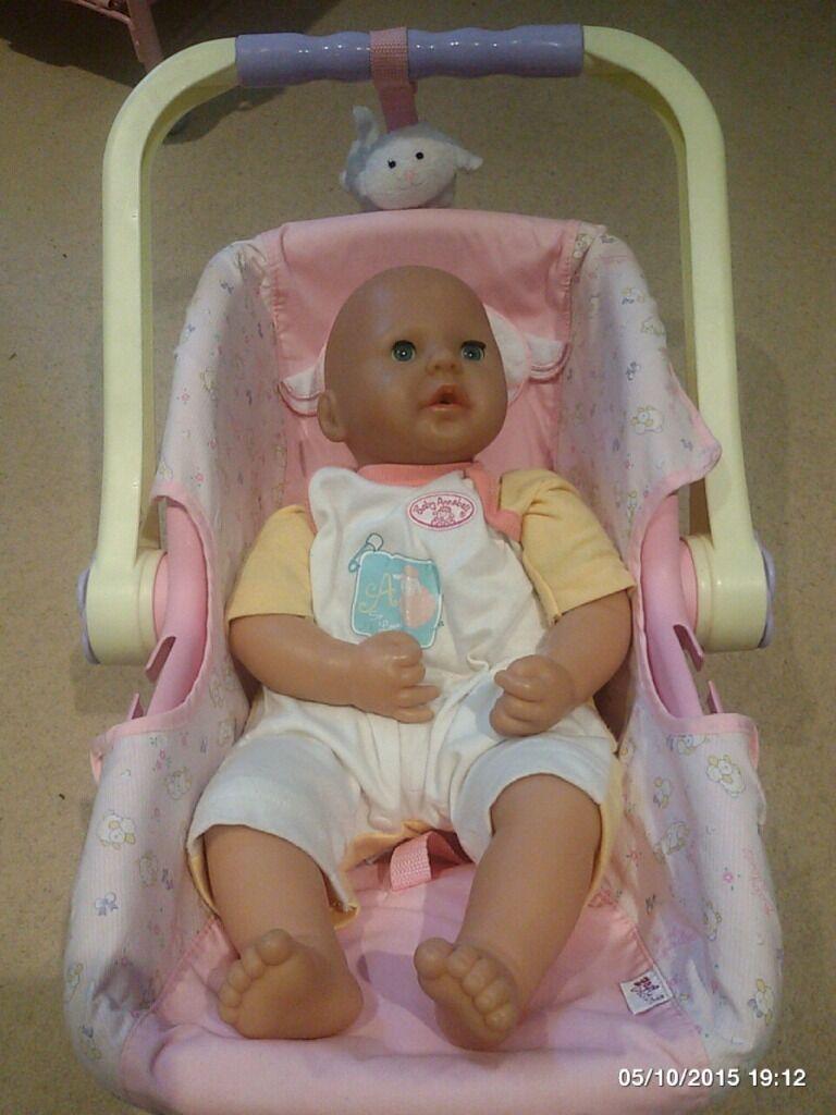 Baby Annabelle Bedding