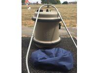 Aquaroll with handle and storage bag