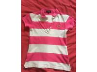 Women's Lyle & Scott T shirt size S