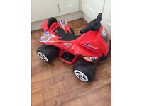 FREE Kids Red Quad Bike (currently not working)