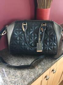 "M&S ""Twiggy"" Tote Handbag with detachable strap"