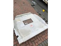 Ford transit connect high roof bulkhead