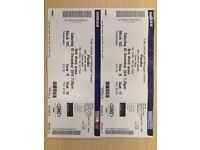 Placebo Tickets Leeds Arena 3rd December (x2)