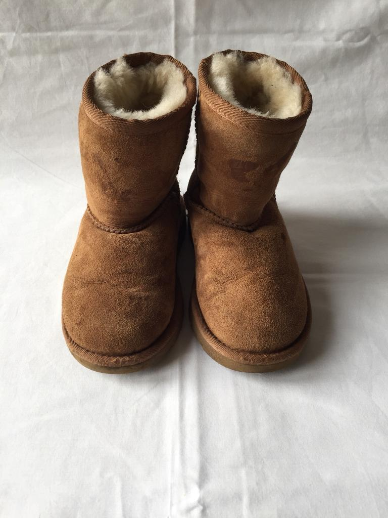 Children's size 9 Ugg Boots
