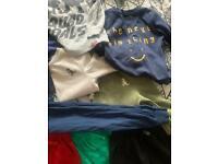 Boys clothes 4-5 H&M & George