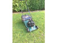 Hayter hobby 41 Push lawnmower Spares or repair