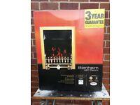 BLENHEIM LED ELECTRIC FIRE BRAND NEW IN BOX