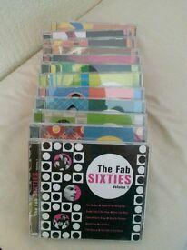 1960s cd set 12cds