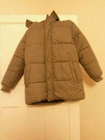 boys coat size 10/11/12/