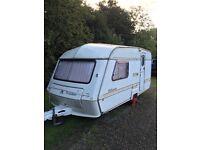 2 Birth 1992 Jubilee caravan