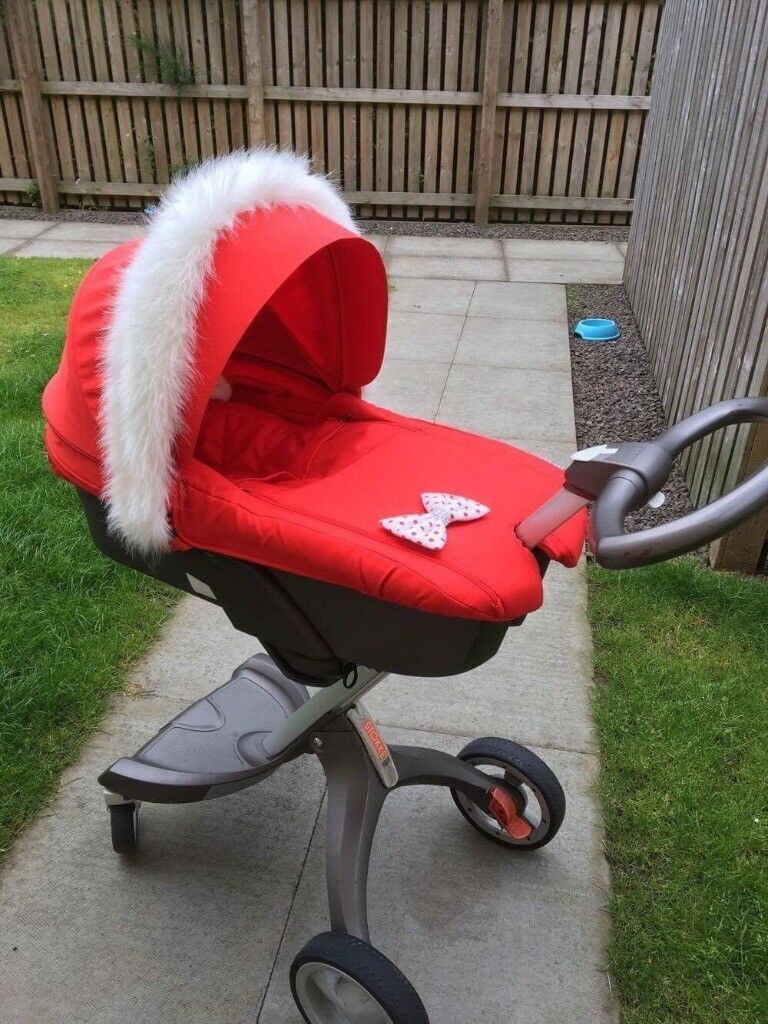 Stokke xplory in Red *reduced to £150*