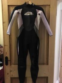 Osprey ladies full length wetsuit