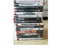 Bundle of PS3 Games