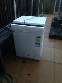 Free scrap dishwasher