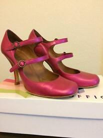 Pink Office Stiletto