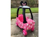 Little Tikes Cosy Coupe Mini Mouse Car