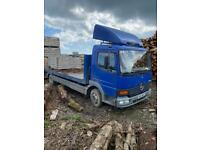 2002 Mercedes Atego 7.5 Ton Cheap to clear