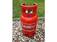 Calor Gas bottle 6kg Propane FULL