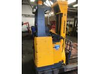 Jungheinrich electric low mast reach truck spares or repair