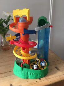 Fisher Price Thomas the Tank Engine Rail Rollers Toy