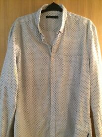 Men's French connection size XL shirt