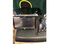 "pioneer avh-x5600bt DVD cd stereo Bluetooth 7"" LCD DAB iPod aeriel"
