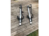 Genuine Mini Cycle Carriers x 2