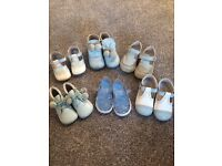 Variety Boys shoes size 19-24