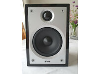 Acoustic Energy AE Compact-1 Speakers High gloss Piano Black 100W Bookshelf Size