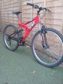 TRAX TSF1 suspension ike £35